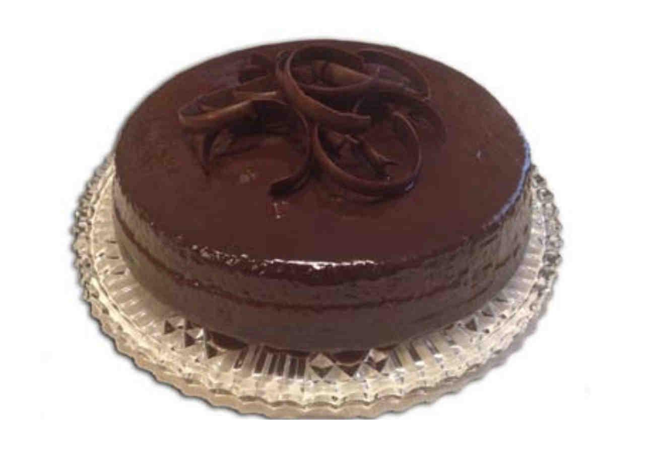 Tarta muerte por Chocolate