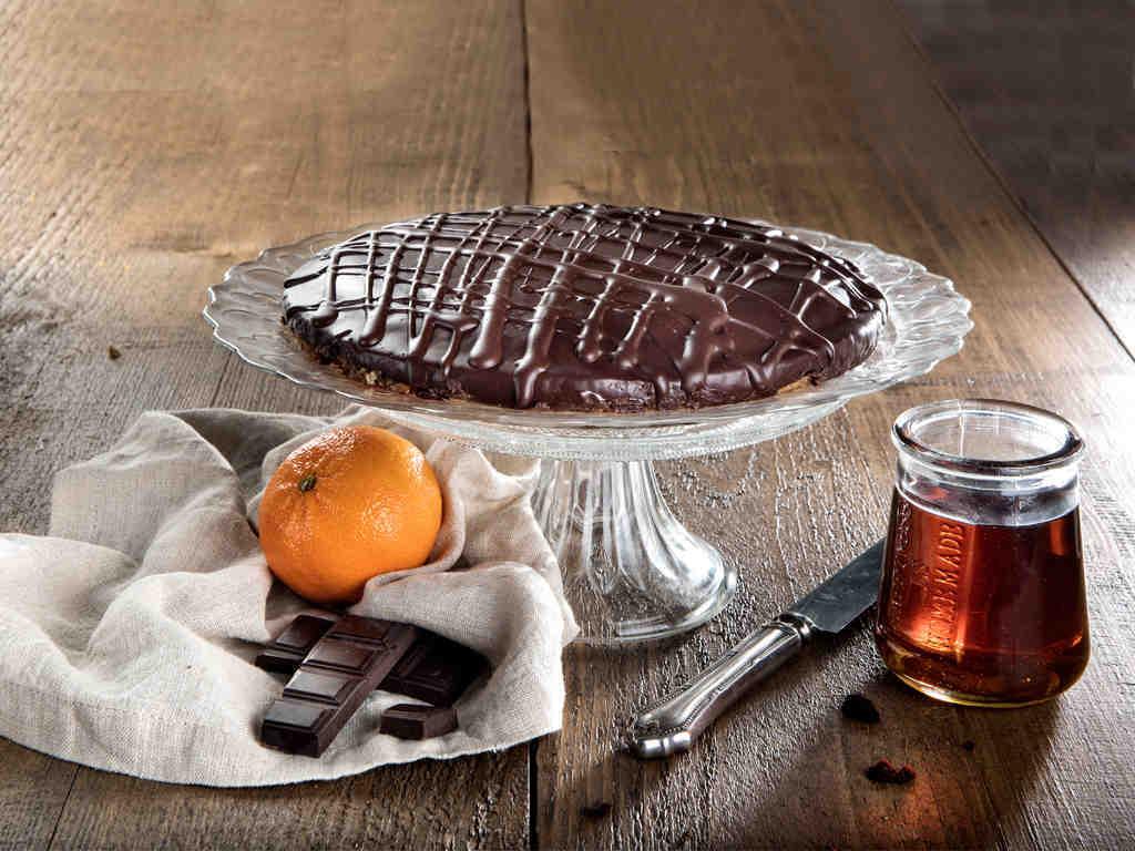 Tarta Borracha de Chocolate