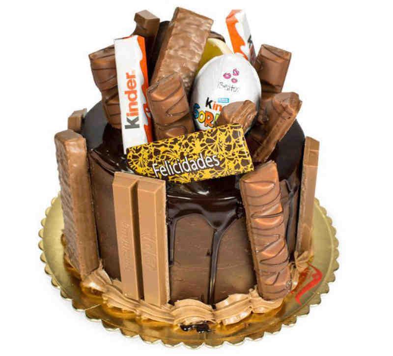 Tarta Chocolate Party