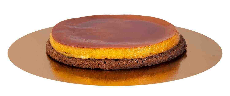 Tarta de tocino con chocolate