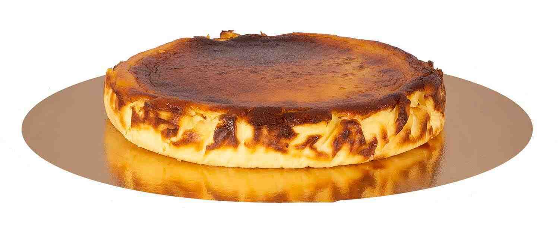 Tarta de queso crema